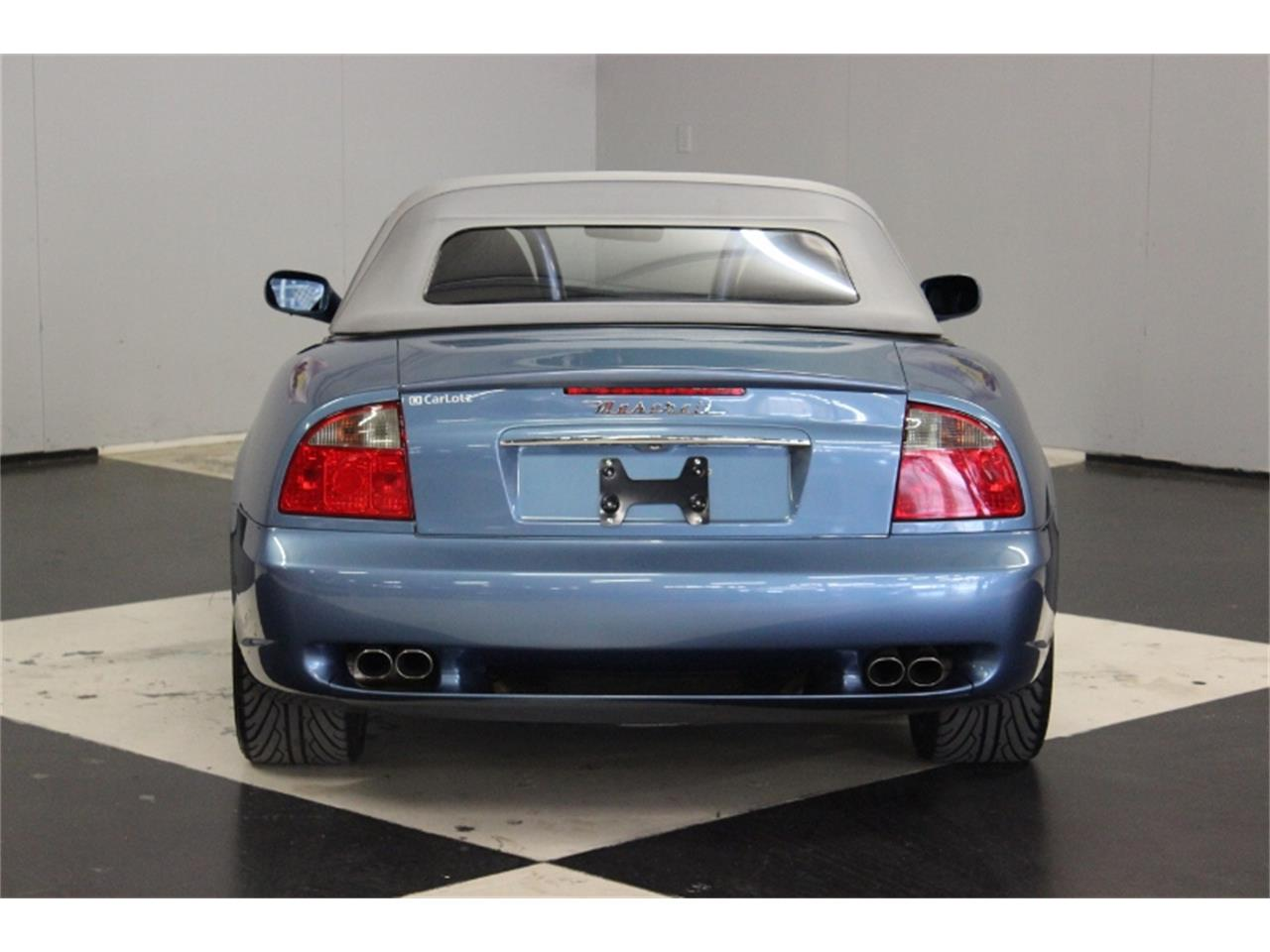 Large Picture of '02 Maserati Spyder - $19,000.00 - KHNG