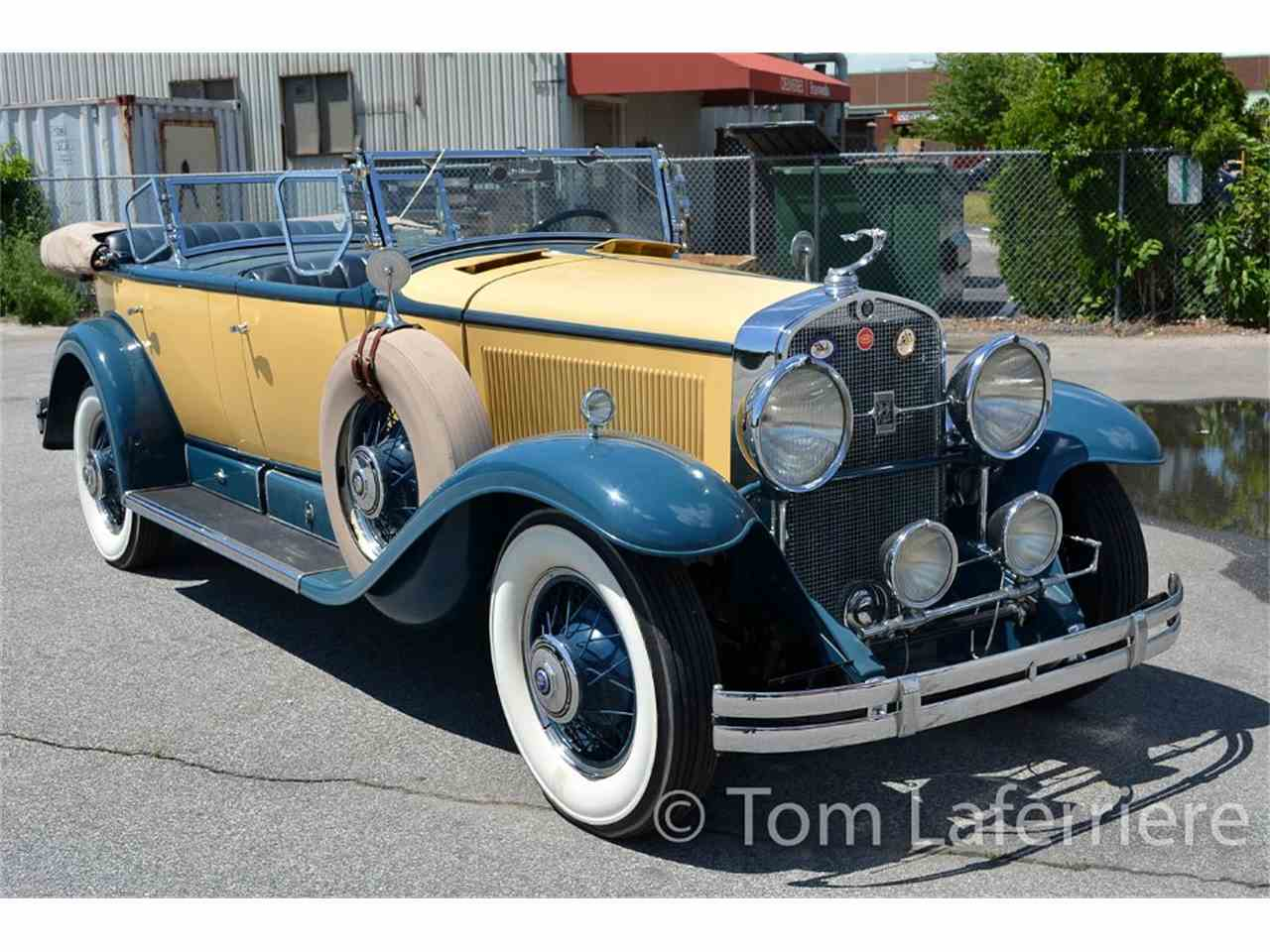 1930 cadillac convertible for sale cc 956003. Black Bedroom Furniture Sets. Home Design Ideas