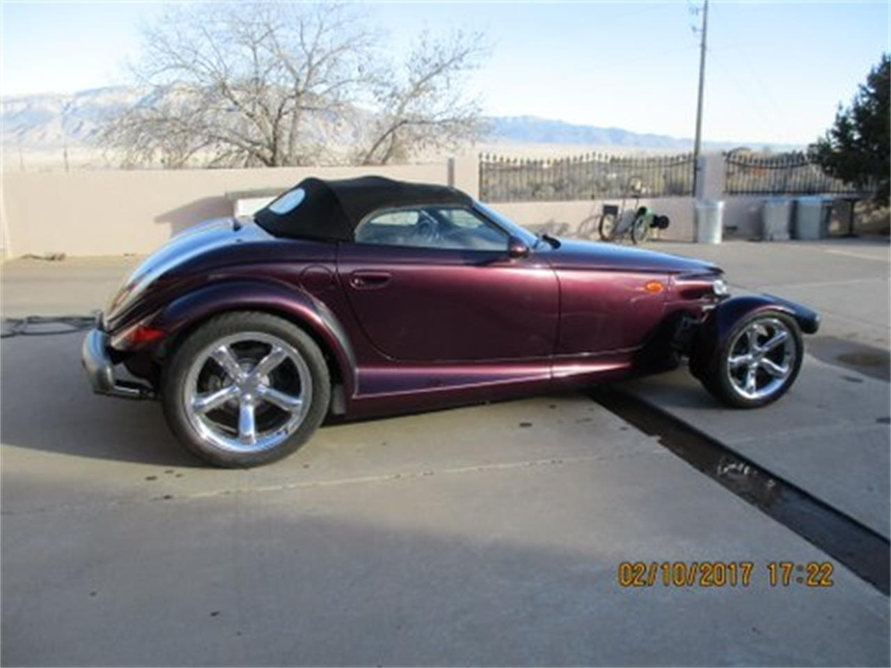 Large Picture of 1999 Plymouth  Prowler located in Rio Rancho New Mexico - $34,000.00 - KHNV