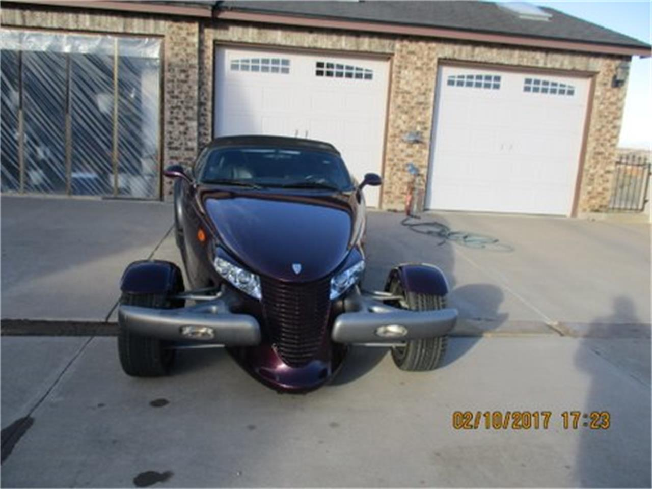 Large Picture of '99 Plymouth  Prowler located in New Mexico - $34,000.00 Offered by a Private Seller - KHNV