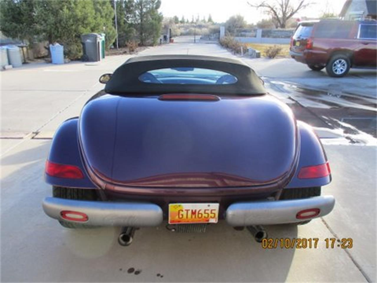 Large Picture of 1999 Plymouth  Prowler - $34,000.00 - KHNV