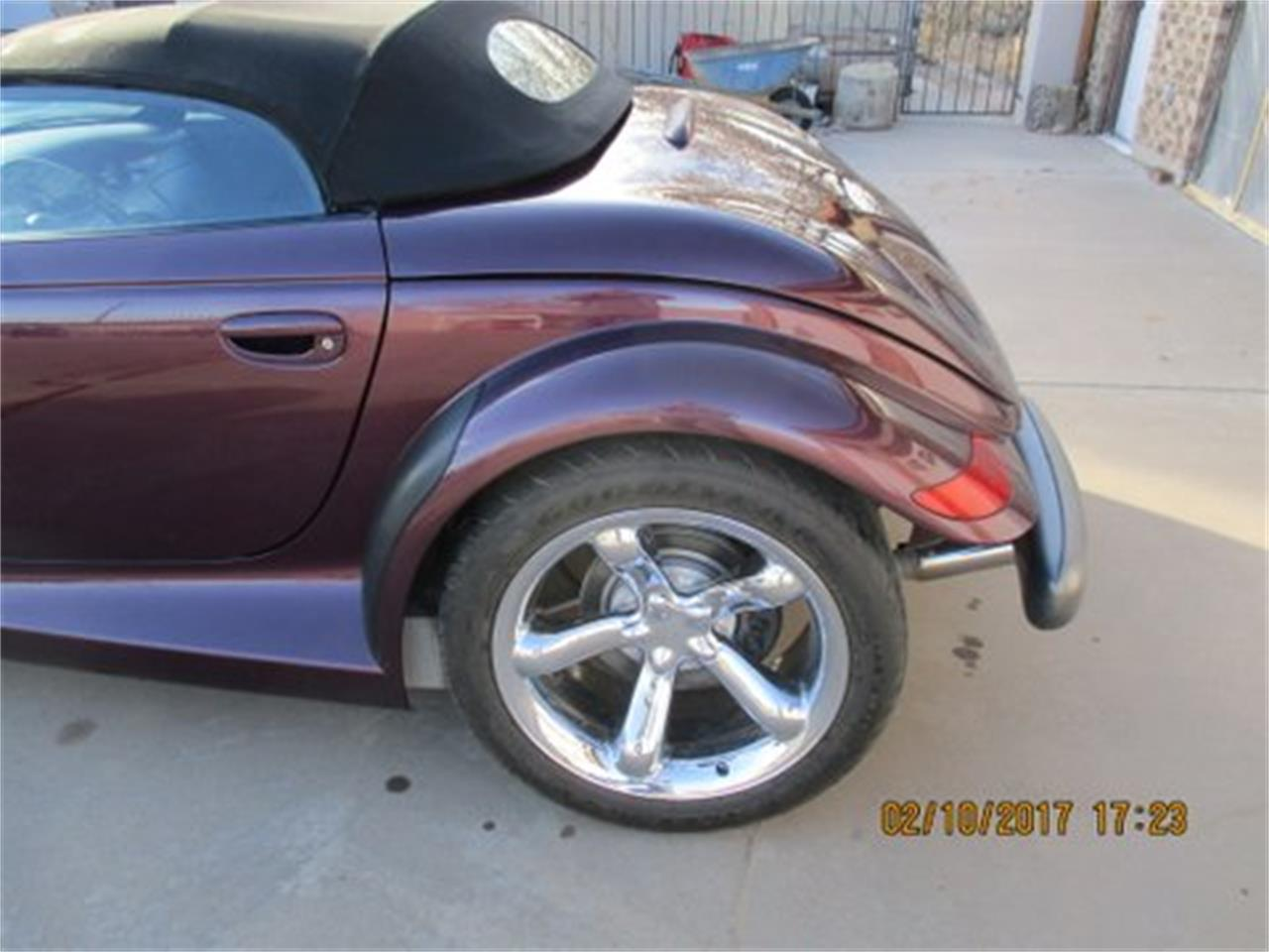 Large Picture of '99 Plymouth  Prowler located in Rio Rancho New Mexico - KHNV
