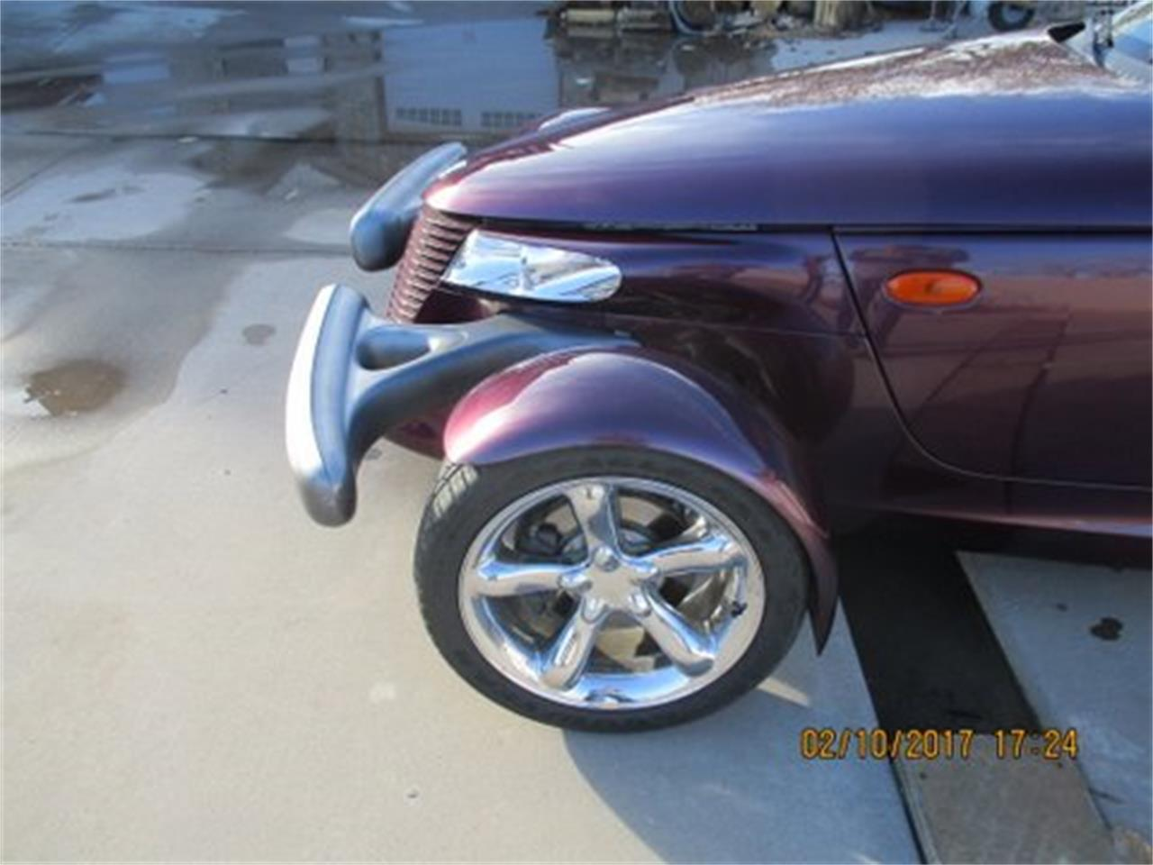 Large Picture of '99 Plymouth  Prowler Offered by a Private Seller - KHNV