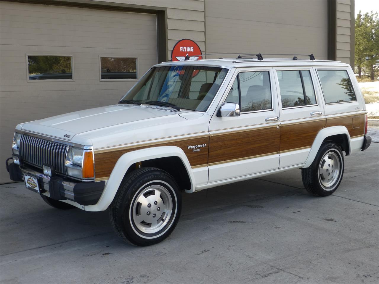 1985 jeep wagoneer for sale cc 956019. Black Bedroom Furniture Sets. Home Design Ideas