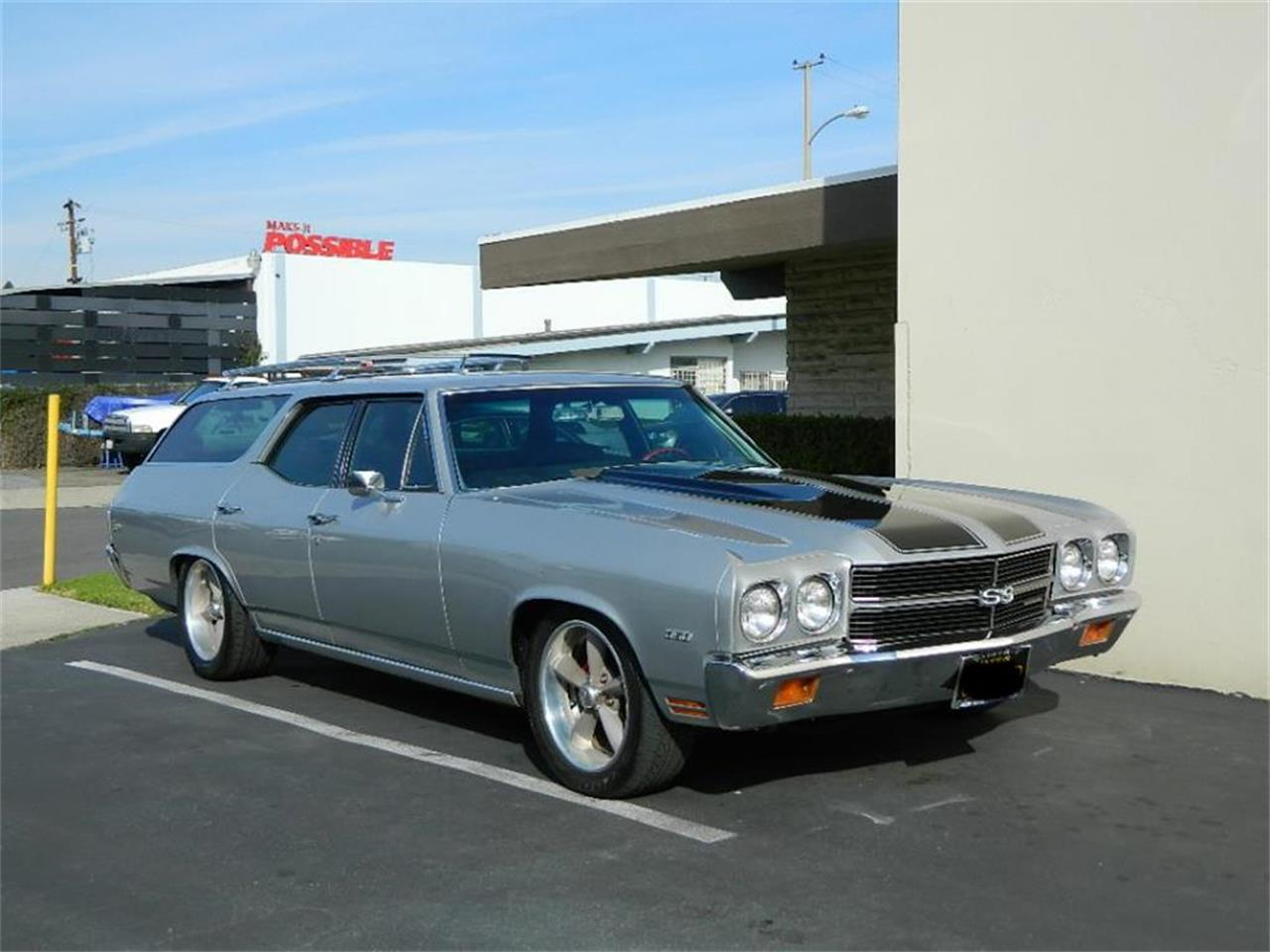 Large Picture of 1970 Chevelle located in orange California - $39,500.00 - KHOM