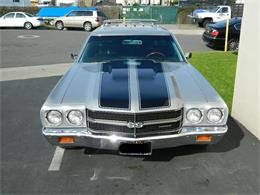 Picture of 1970 Chevelle located in orange California - $39,500.00 Offered by Classic Car Marketing, Inc. - KHOM