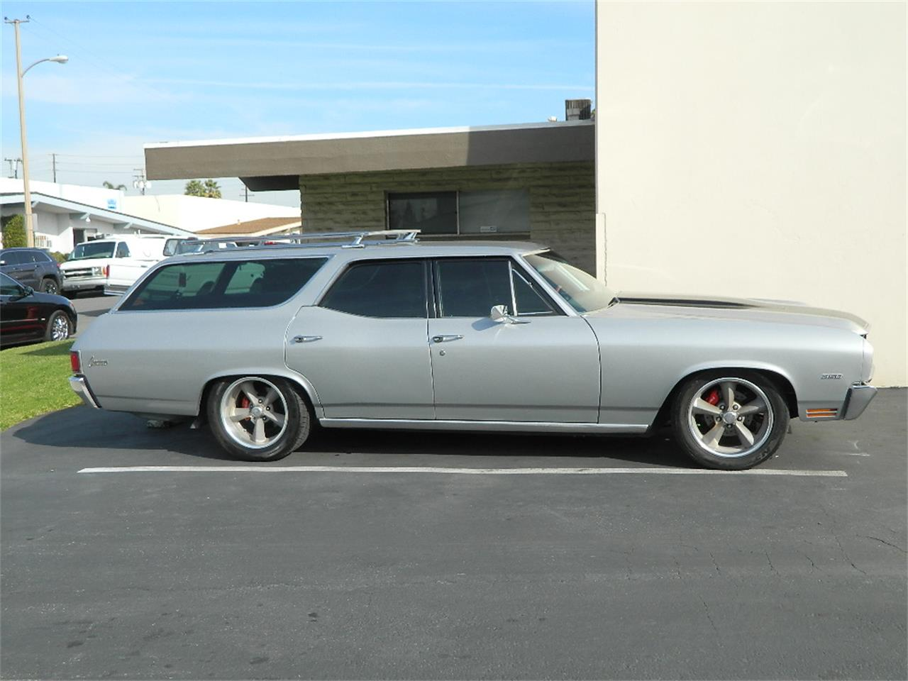Large Picture of Classic '70 Chevelle - $39,500.00 Offered by Classic Car Marketing, Inc. - KHOM