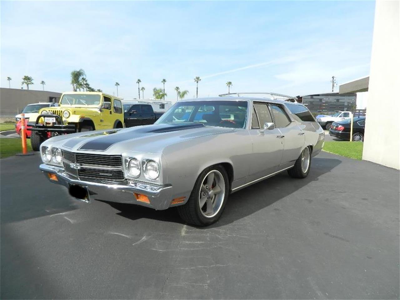 Large Picture of Classic 1970 Chevelle located in California - $39,500.00 Offered by Classic Car Marketing, Inc. - KHOM