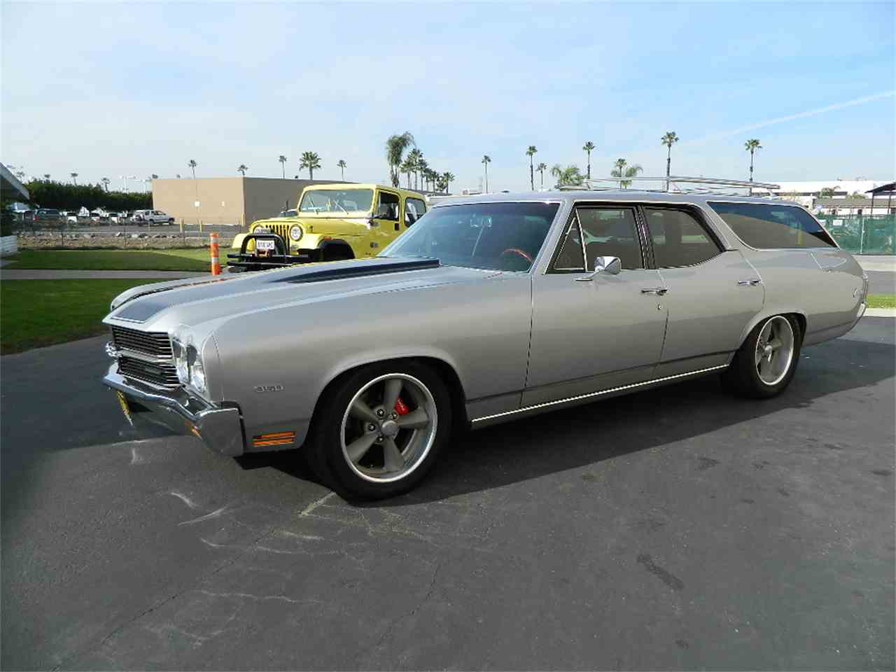Large Picture of '70 Chevelle - KHOM