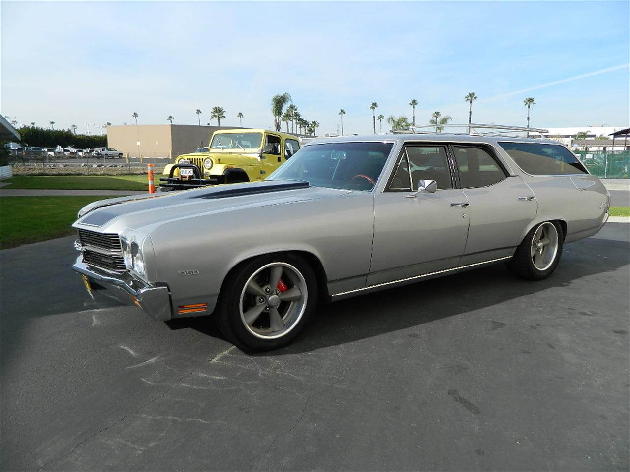 Large Picture of '70 Chevrolet Chevelle - KHOM