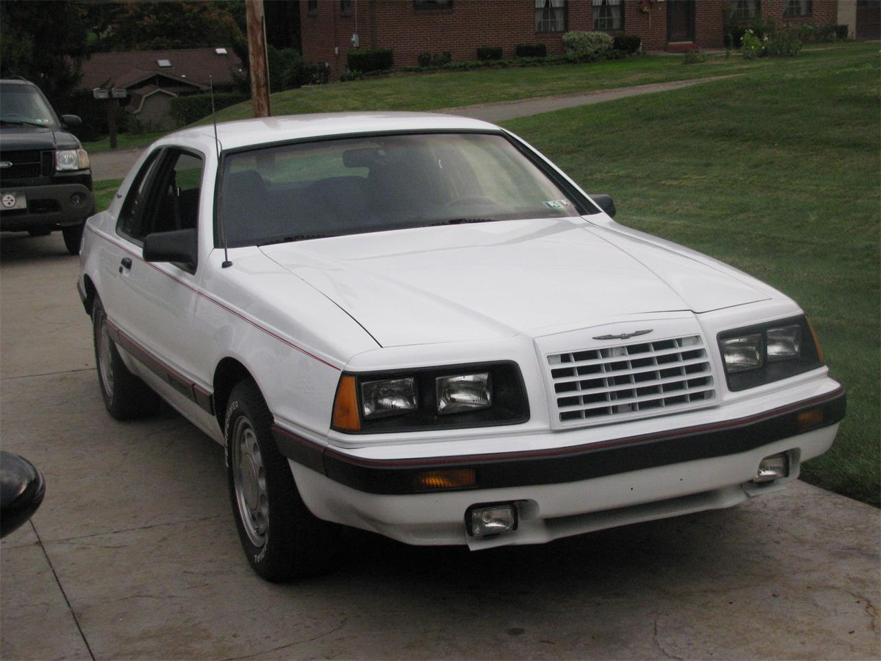 Large Picture of 1986 Ford Thunderbird  located in Pennsylvania Offered by a Private Seller - KHON