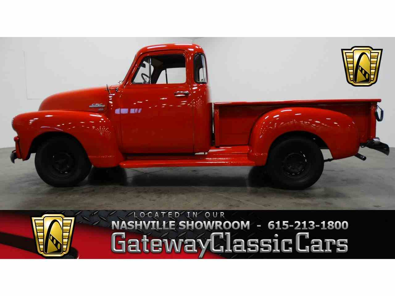 Large Picture of Classic '54 GMC 100 - $16,595.00 - KHOZ