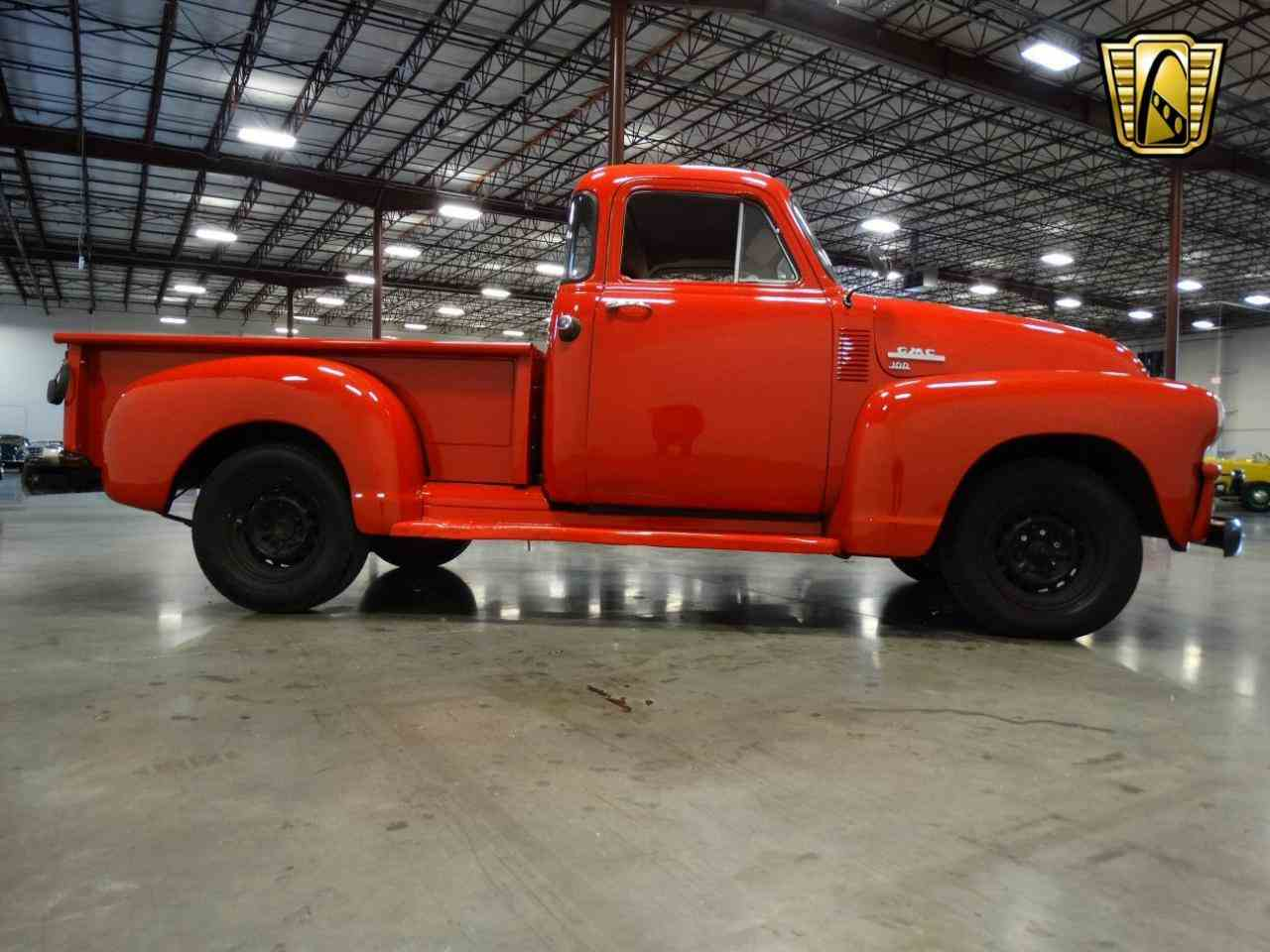 Large Picture of '54 GMC 100 - KHOZ