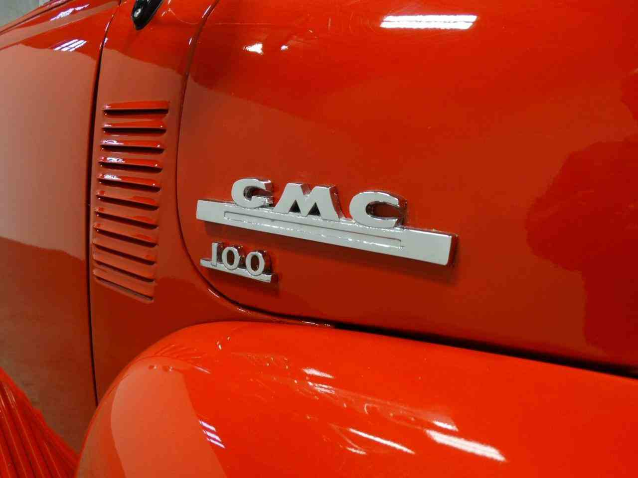 Large Picture of 1954 GMC 100 - $16,595.00 Offered by Gateway Classic Cars - Nashville - KHOZ