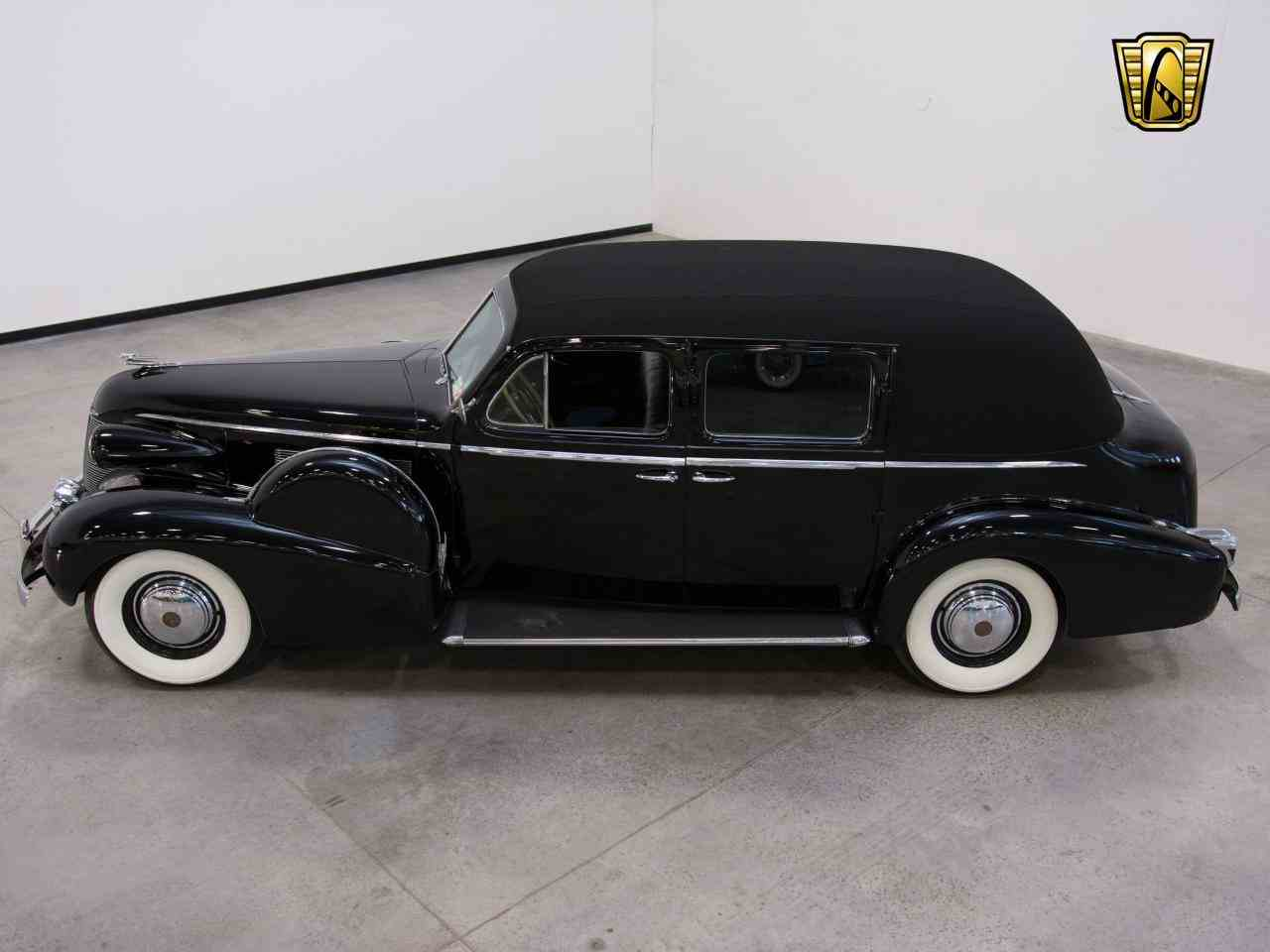Large Picture of '39 Cadillac 7 Passenger Touring W/ Trunk - KHP0
