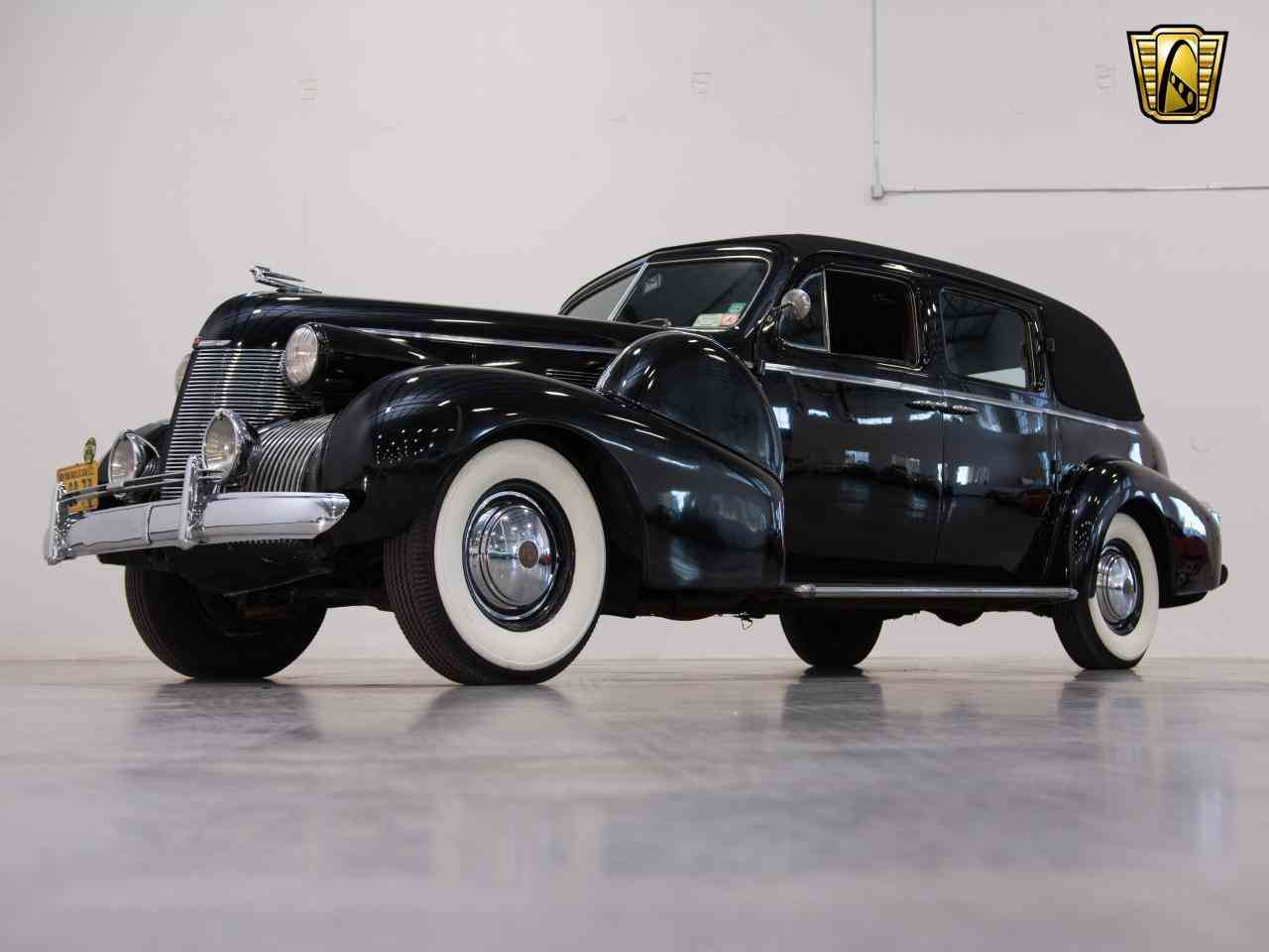 Large Picture of '39 7 Passenger Touring W/ Trunk located in Wisconsin Offered by Gateway Classic Cars - Milwaukee - KHP0