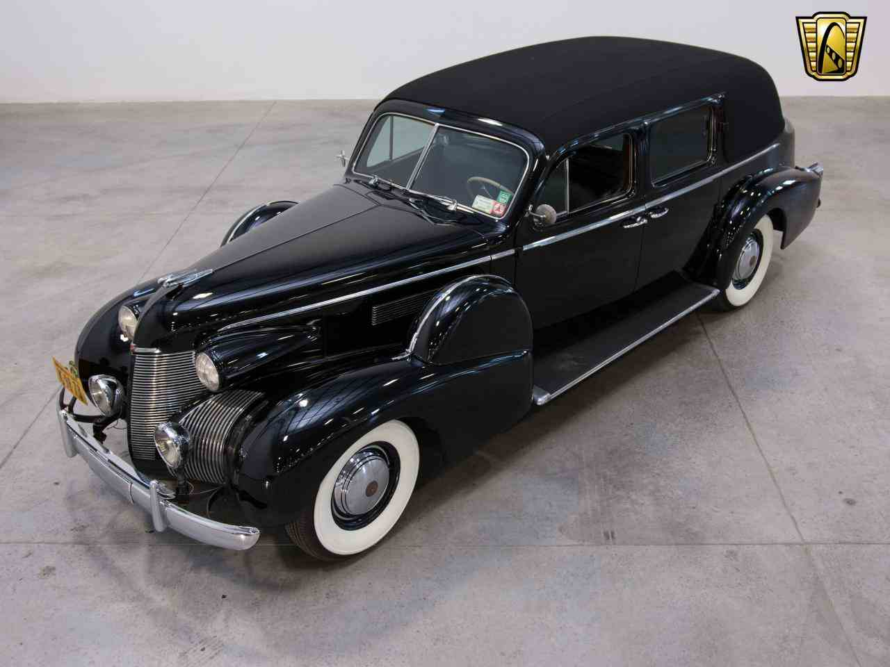 Large Picture of Classic 1939 7 Passenger Touring W/ Trunk - KHP0