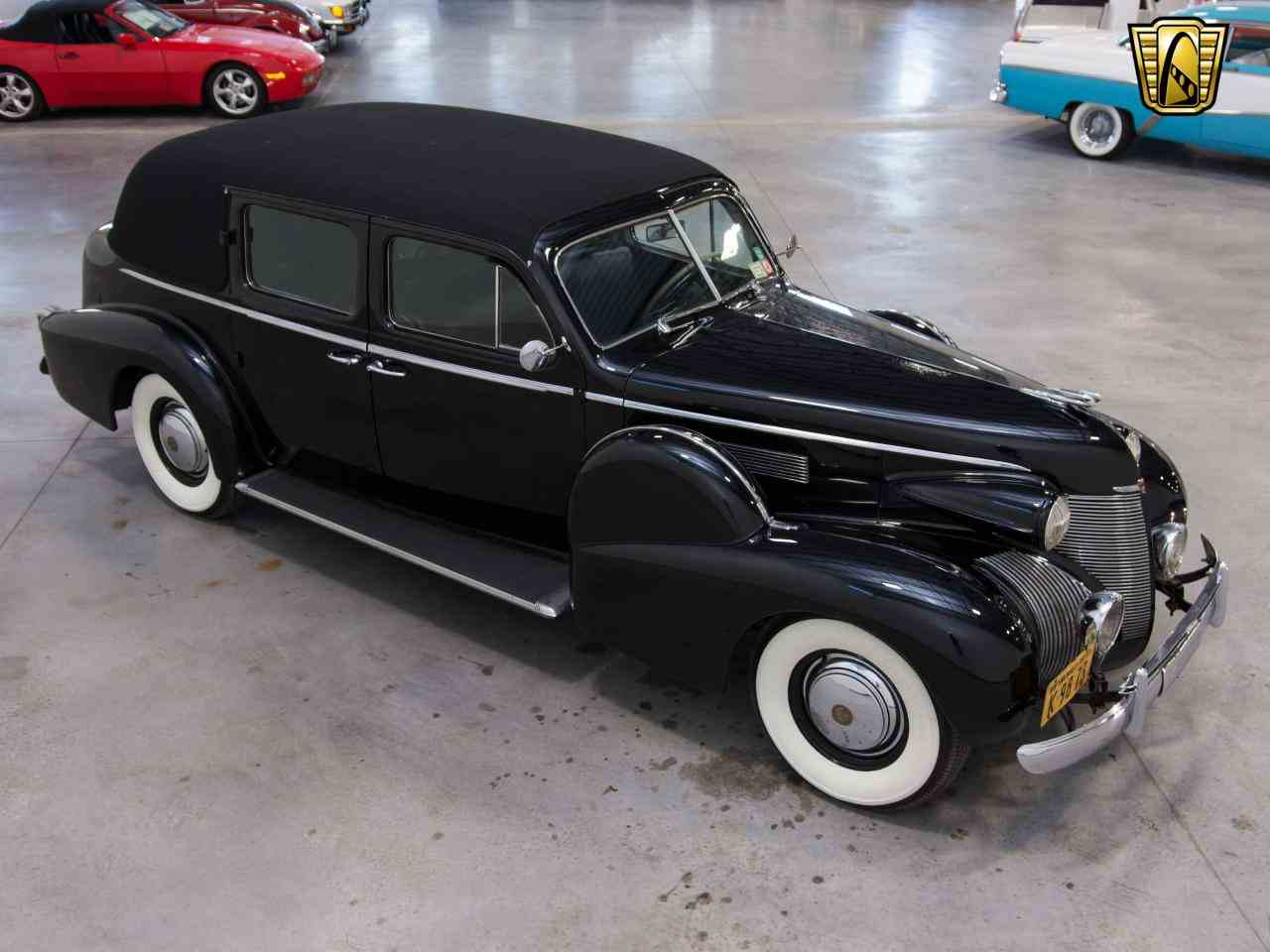 Large Picture of Classic '39 7 Passenger Touring W/ Trunk located in Wisconsin - $58,000.00 Offered by Gateway Classic Cars - Milwaukee - KHP0