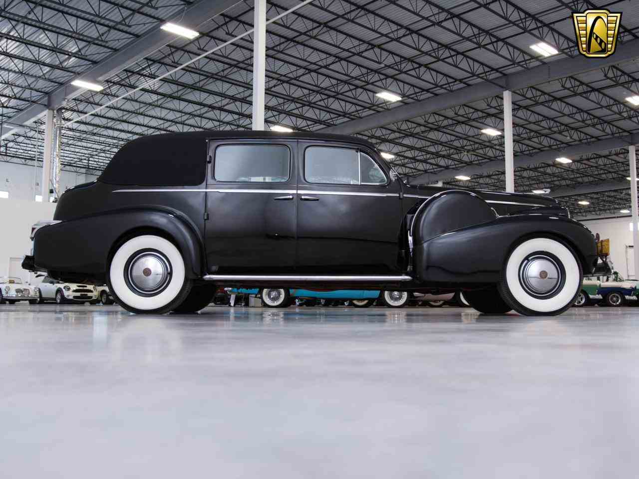 Large Picture of '39 Cadillac 7 Passenger Touring W/ Trunk located in Wisconsin - $58,000.00 Offered by Gateway Classic Cars - Milwaukee - KHP0