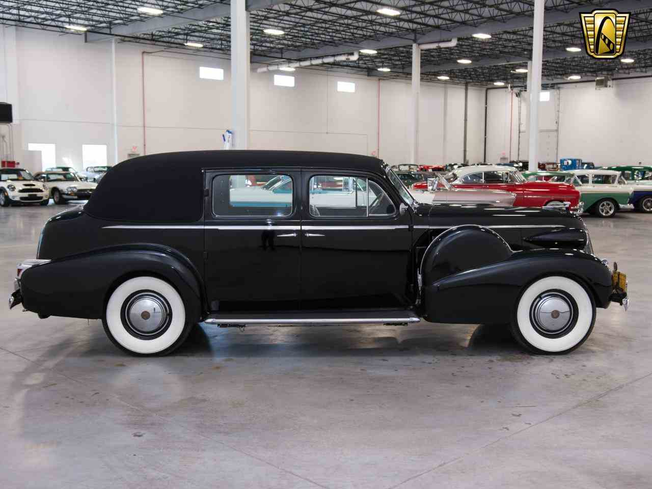 Large Picture of 1939 7 Passenger Touring W/ Trunk - $58,000.00 Offered by Gateway Classic Cars - Milwaukee - KHP0