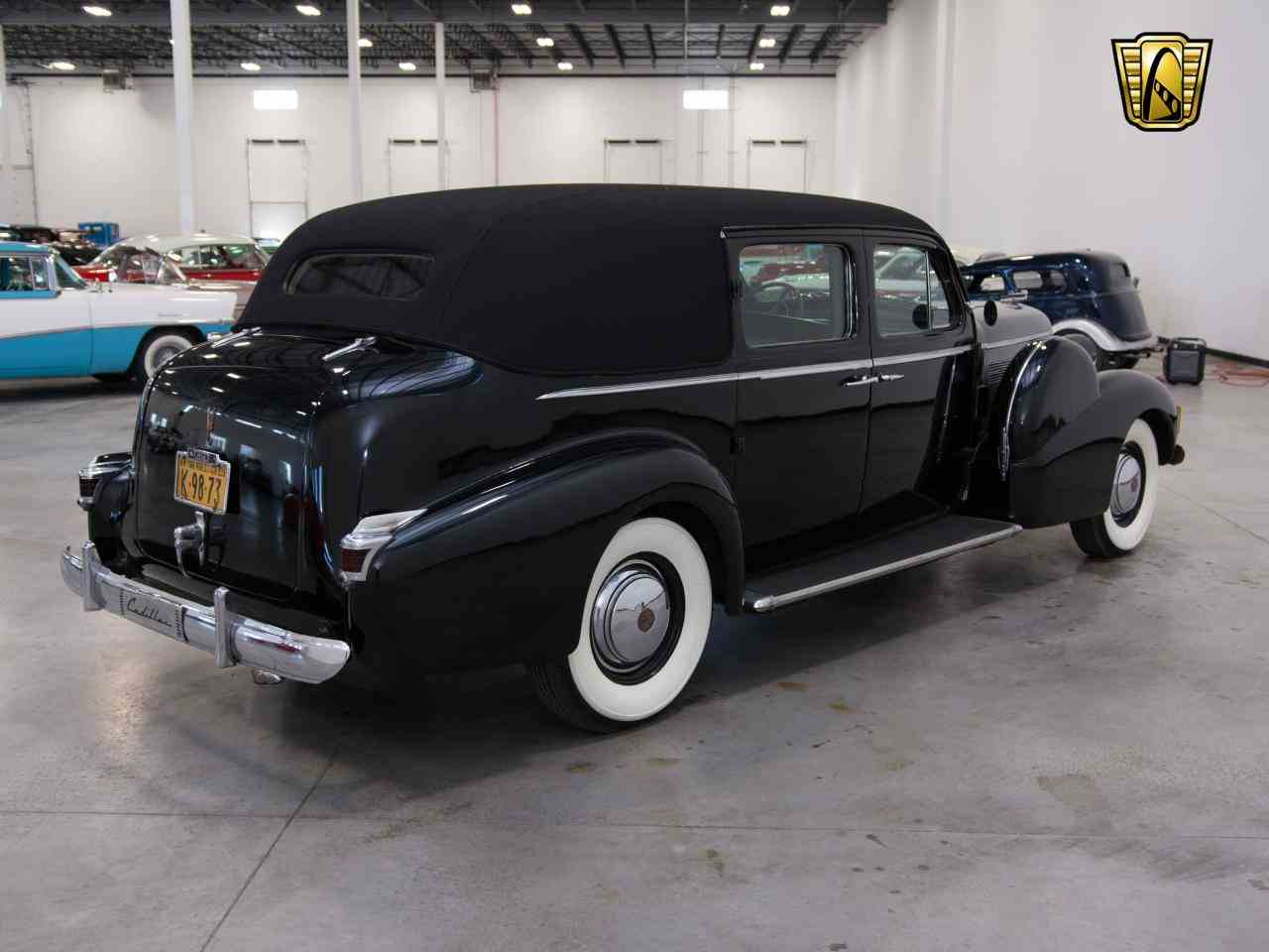 Large Picture of Classic 1939 Cadillac 7 Passenger Touring W/ Trunk - $58,000.00 Offered by Gateway Classic Cars - Milwaukee - KHP0