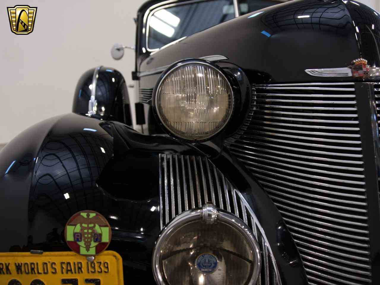 Large Picture of 1939 7 Passenger Touring W/ Trunk Offered by Gateway Classic Cars - Milwaukee - KHP0