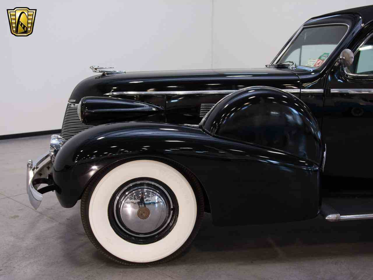 Large Picture of '39 Cadillac 7 Passenger Touring W/ Trunk located in Kenosha Wisconsin - $58,000.00 - KHP0