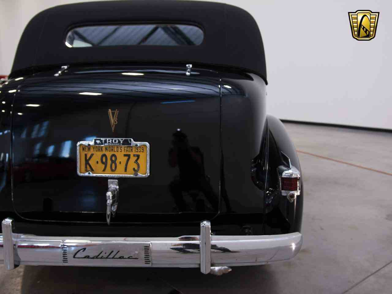 Large Picture of 1939 7 Passenger Touring W/ Trunk located in Wisconsin - $58,000.00 - KHP0