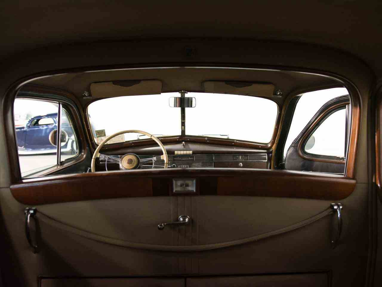 Large Picture of 1939 Cadillac 7 Passenger Touring W/ Trunk - $58,000.00 Offered by Gateway Classic Cars - Milwaukee - KHP0