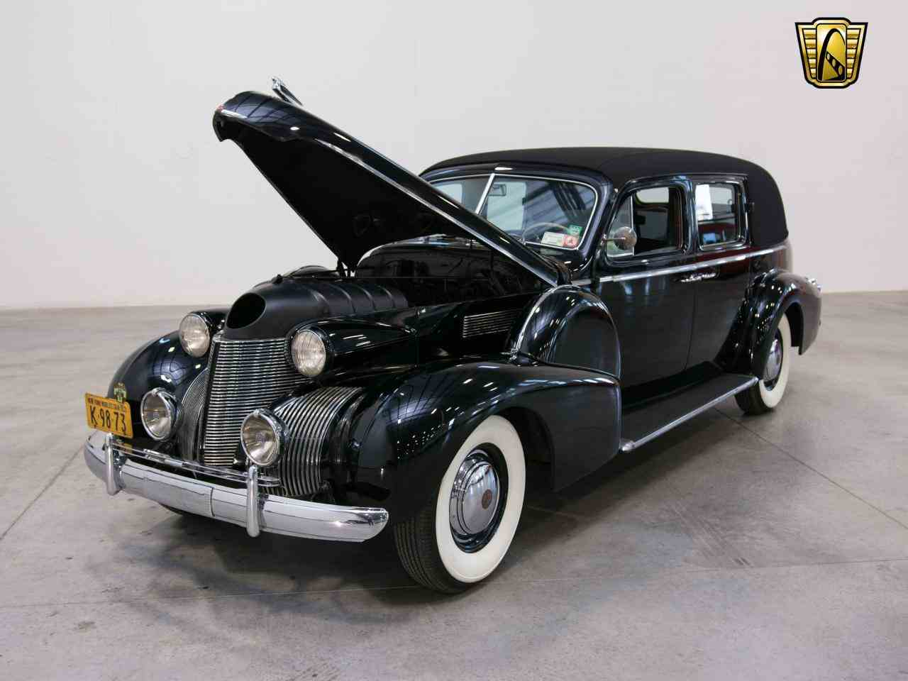 Large Picture of Classic 1939 7 Passenger Touring W/ Trunk - $58,000.00 Offered by Gateway Classic Cars - Milwaukee - KHP0
