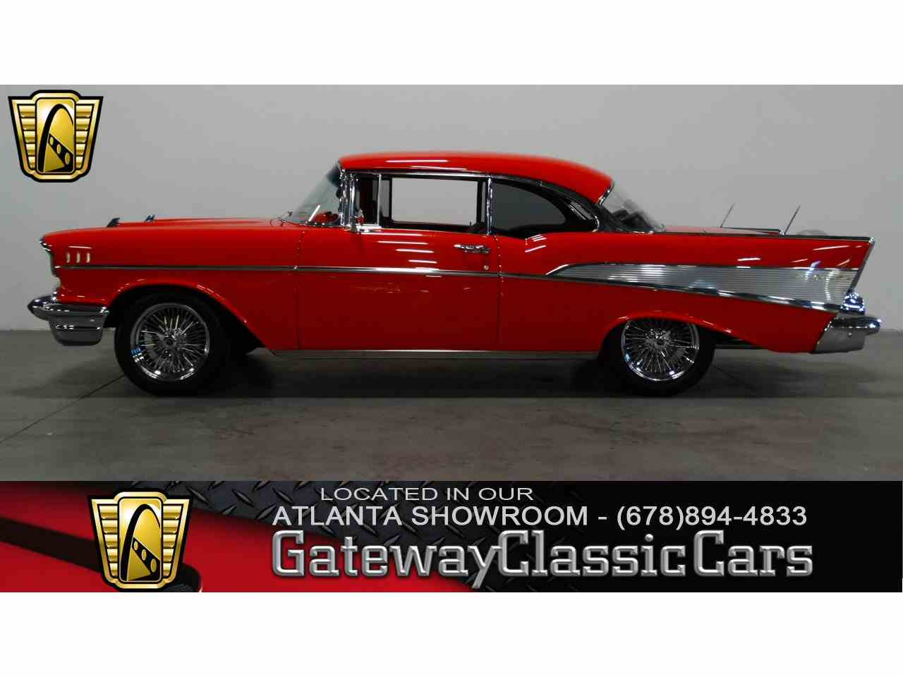 1957 Chevrolet Bel Air for Sale   ClassicCars.com   CC-956118