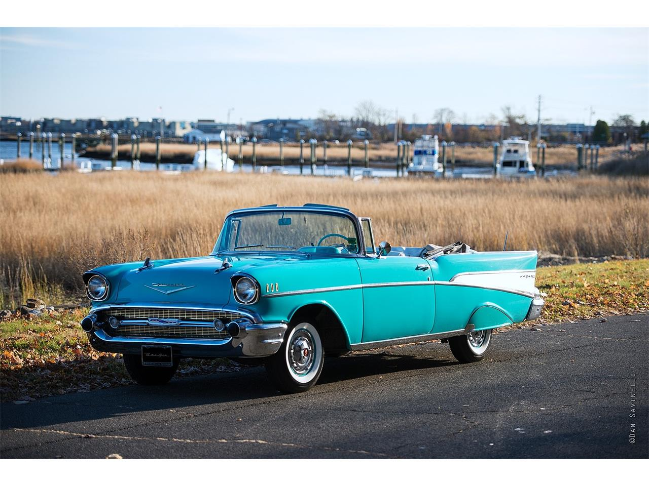 Large Picture of '57 Chevrolet Bel Air - KDHZ