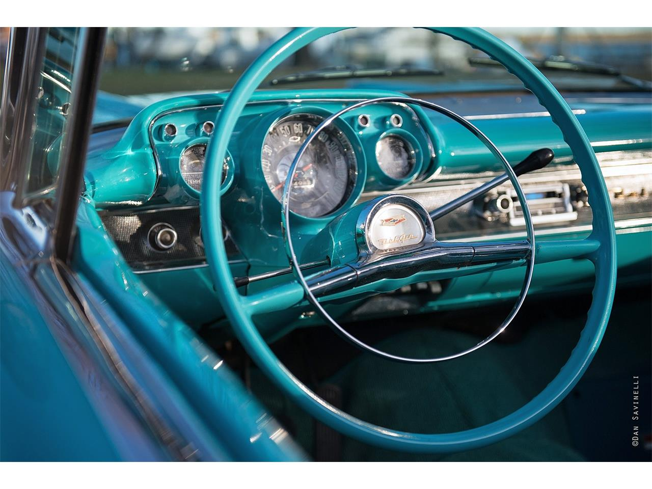 Large Picture of Classic 1957 Bel Air located in Connecticut - $75,000.00 Offered by Black Horse Garage - KDHZ