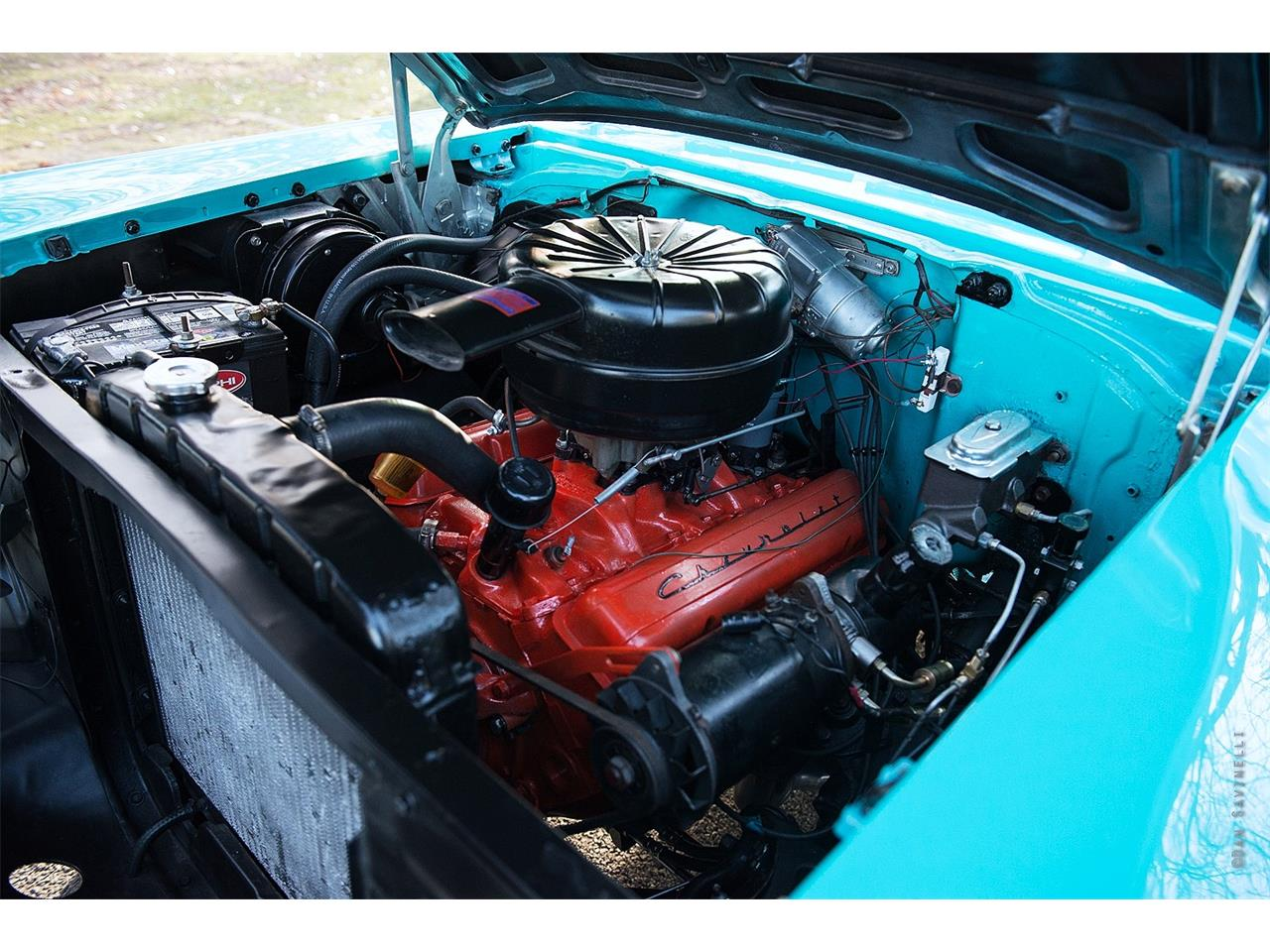 Large Picture of '57 Chevrolet Bel Air Offered by Black Horse Garage - KDHZ