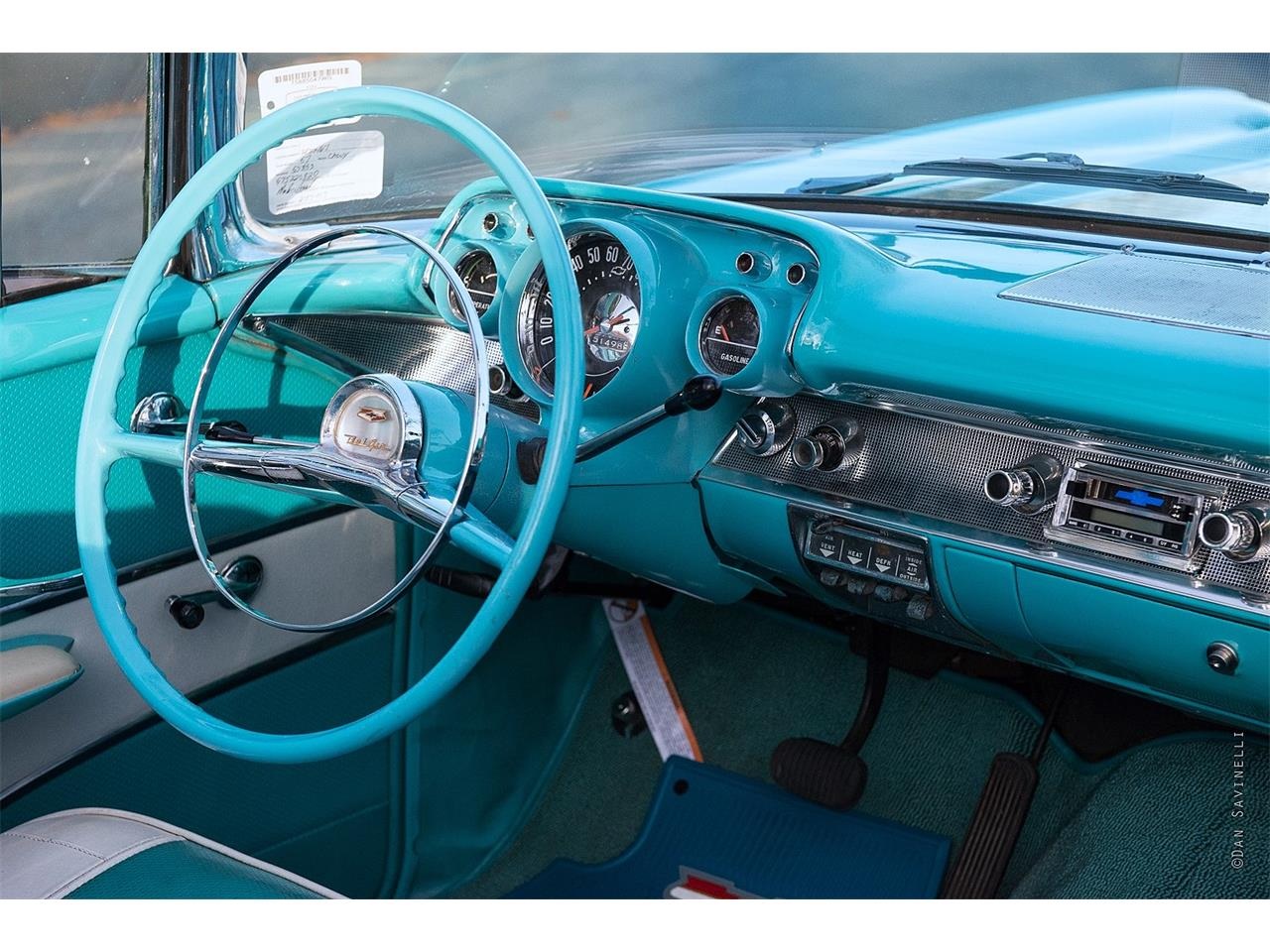 Large Picture of 1957 Bel Air - KDHZ
