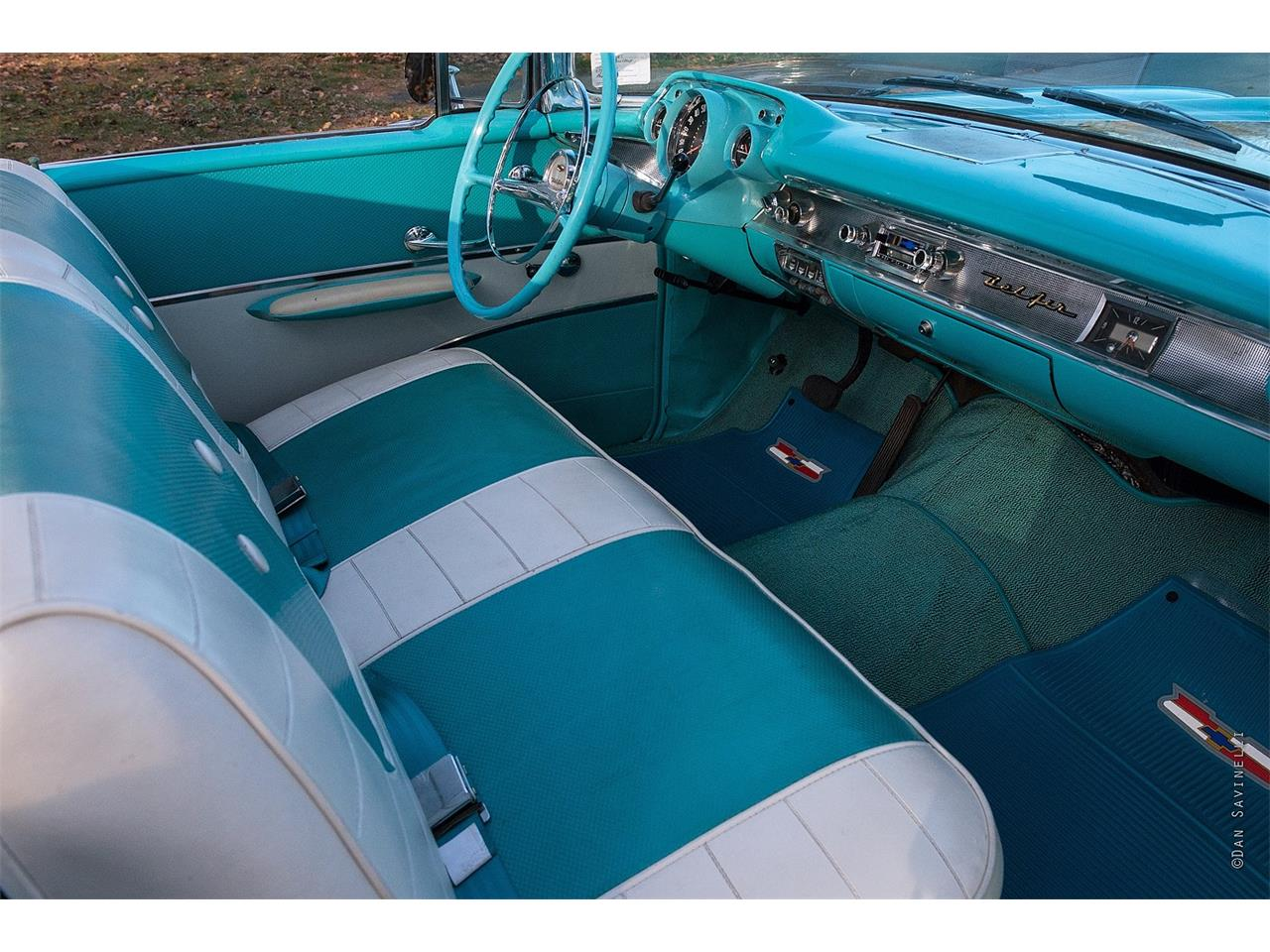 Large Picture of '57 Chevrolet Bel Air - $75,000.00 Offered by Black Horse Garage - KDHZ