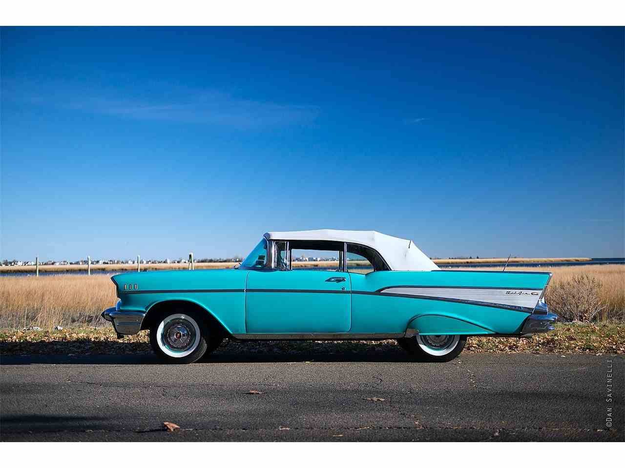 Large Picture of '57 Bel Air - KDHZ
