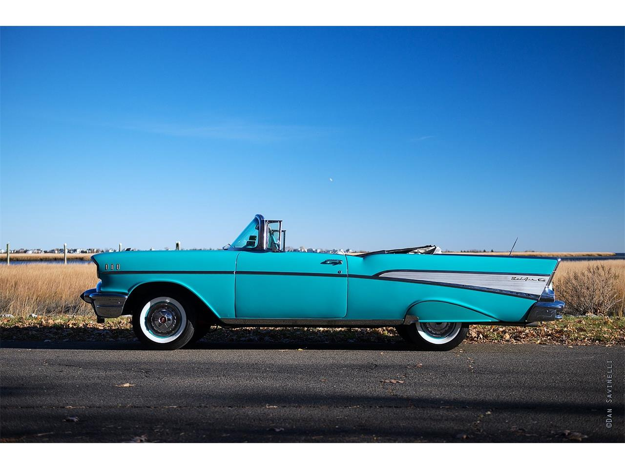 Large Picture of '57 Bel Air located in Bridgeport Connecticut - KDHZ