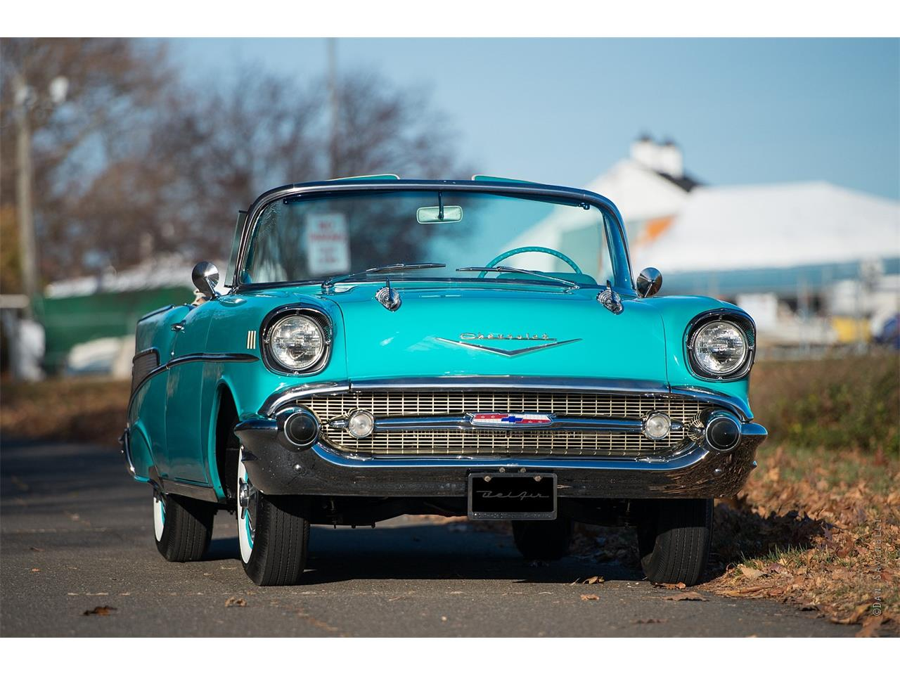 Large Picture of Classic 1957 Bel Air located in Connecticut - $75,000.00 - KDHZ