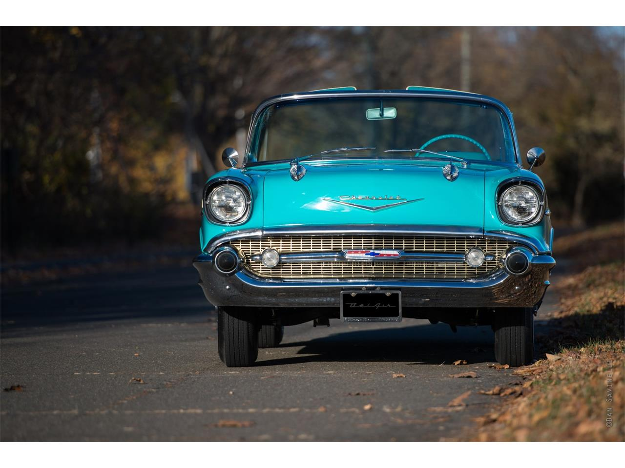 Large Picture of Classic 1957 Chevrolet Bel Air - $75,000.00 Offered by Black Horse Garage - KDHZ