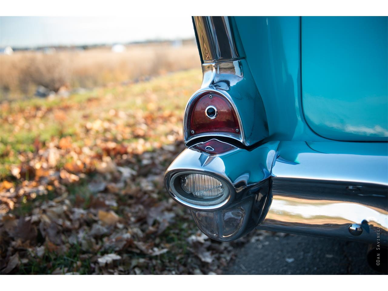 Large Picture of Classic '57 Chevrolet Bel Air - $75,000.00 Offered by Black Horse Garage - KDHZ