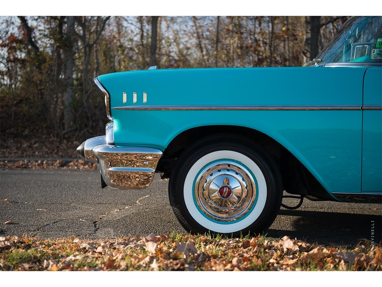 Large Picture of Classic 1957 Chevrolet Bel Air - KDHZ