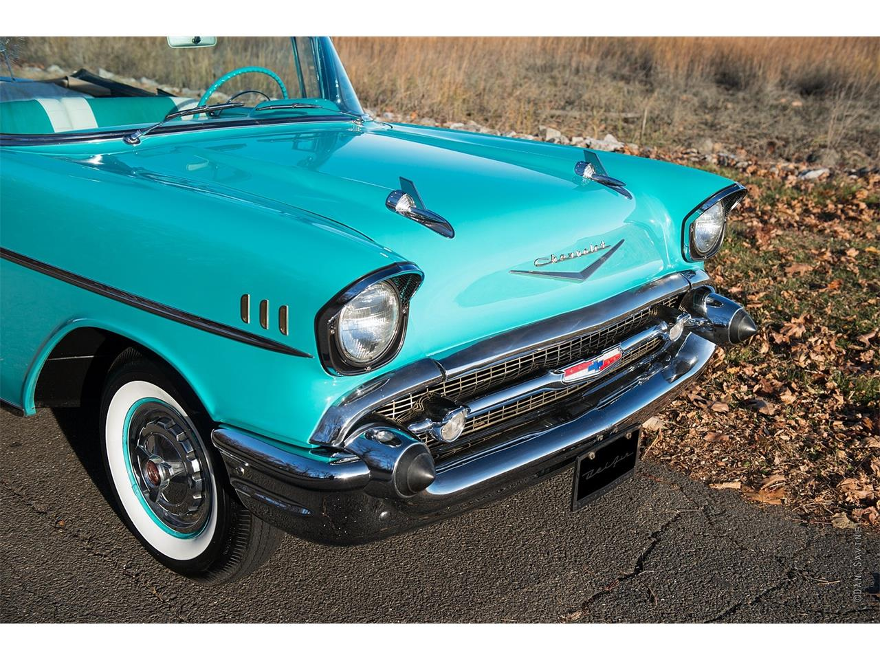Large Picture of Classic 1957 Bel Air - $75,000.00 Offered by Black Horse Garage - KDHZ
