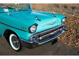 Picture of 1957 Bel Air located in Bridgeport Connecticut - $75,000.00 Offered by Black Horse Garage - KDHZ