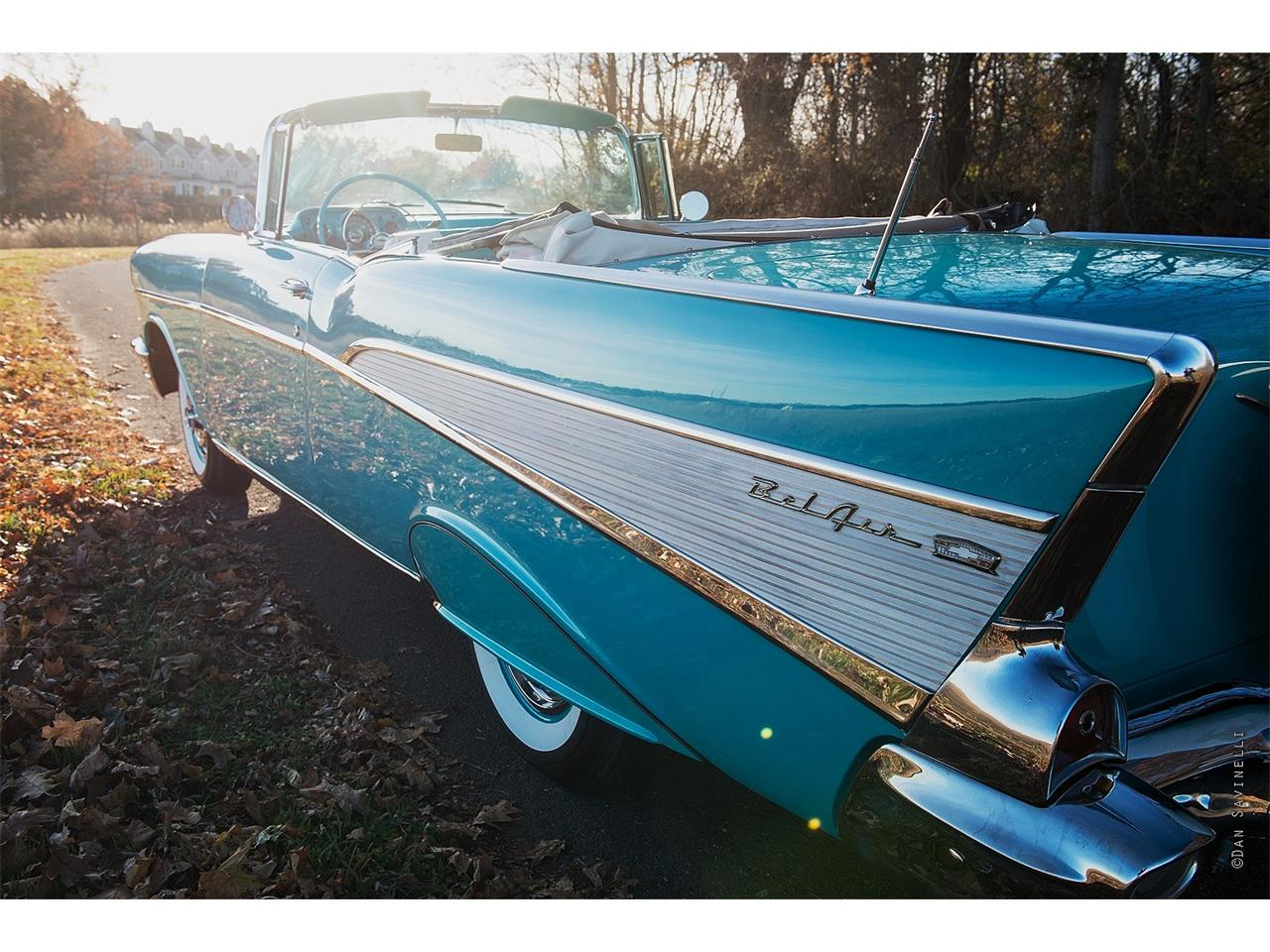Large Picture of 1957 Chevrolet Bel Air Offered by Black Horse Garage - KDHZ