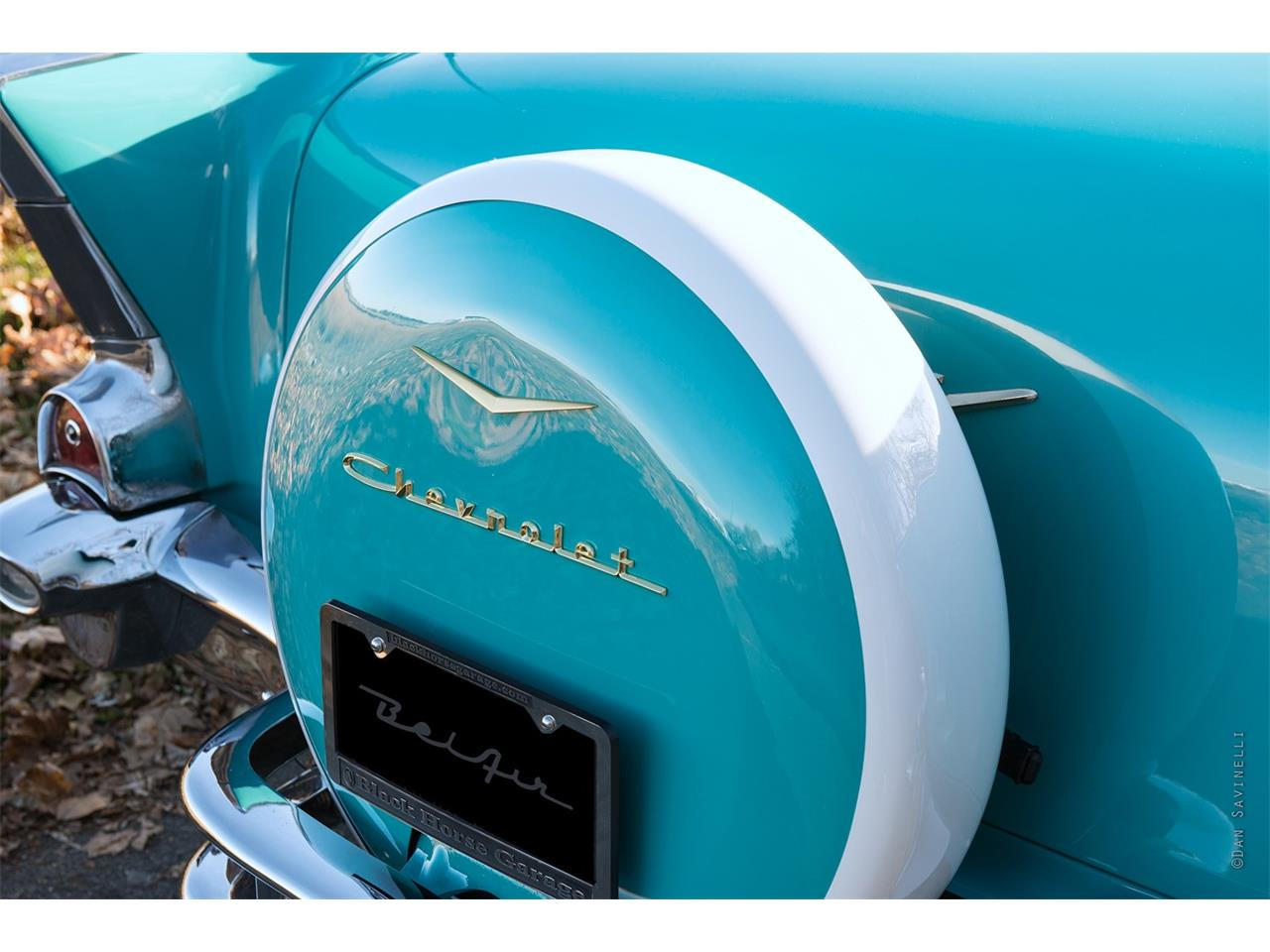 Large Picture of Classic 1957 Bel Air located in Bridgeport Connecticut - KDHZ