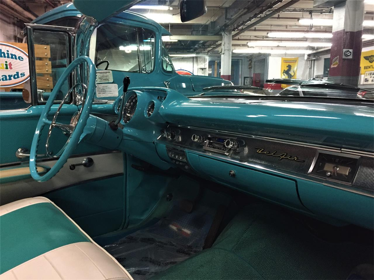 Large Picture of Classic '57 Chevrolet Bel Air - $75,000.00 - KDHZ