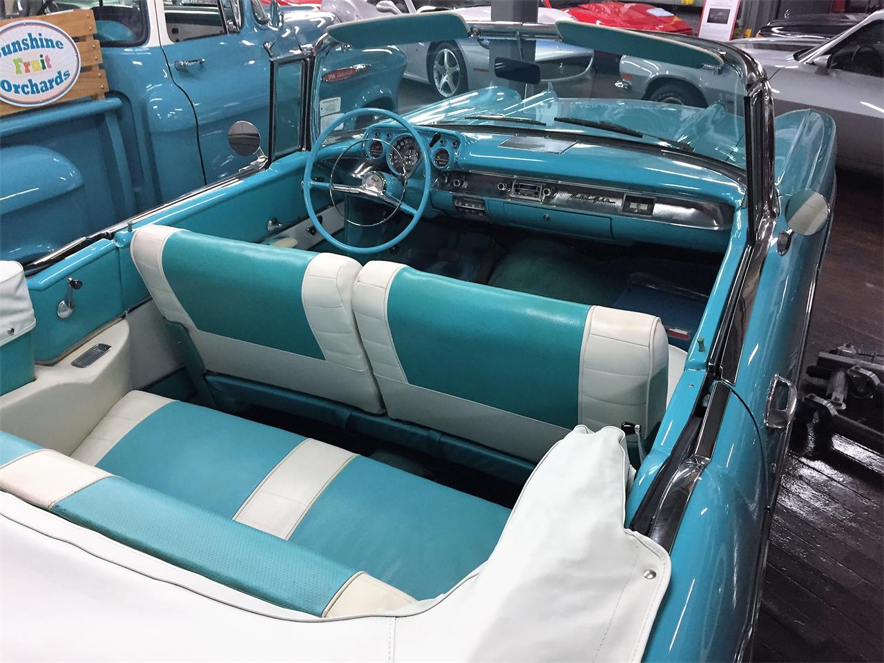 Large Picture of '57 Bel Air Offered by Black Horse Garage - KDHZ