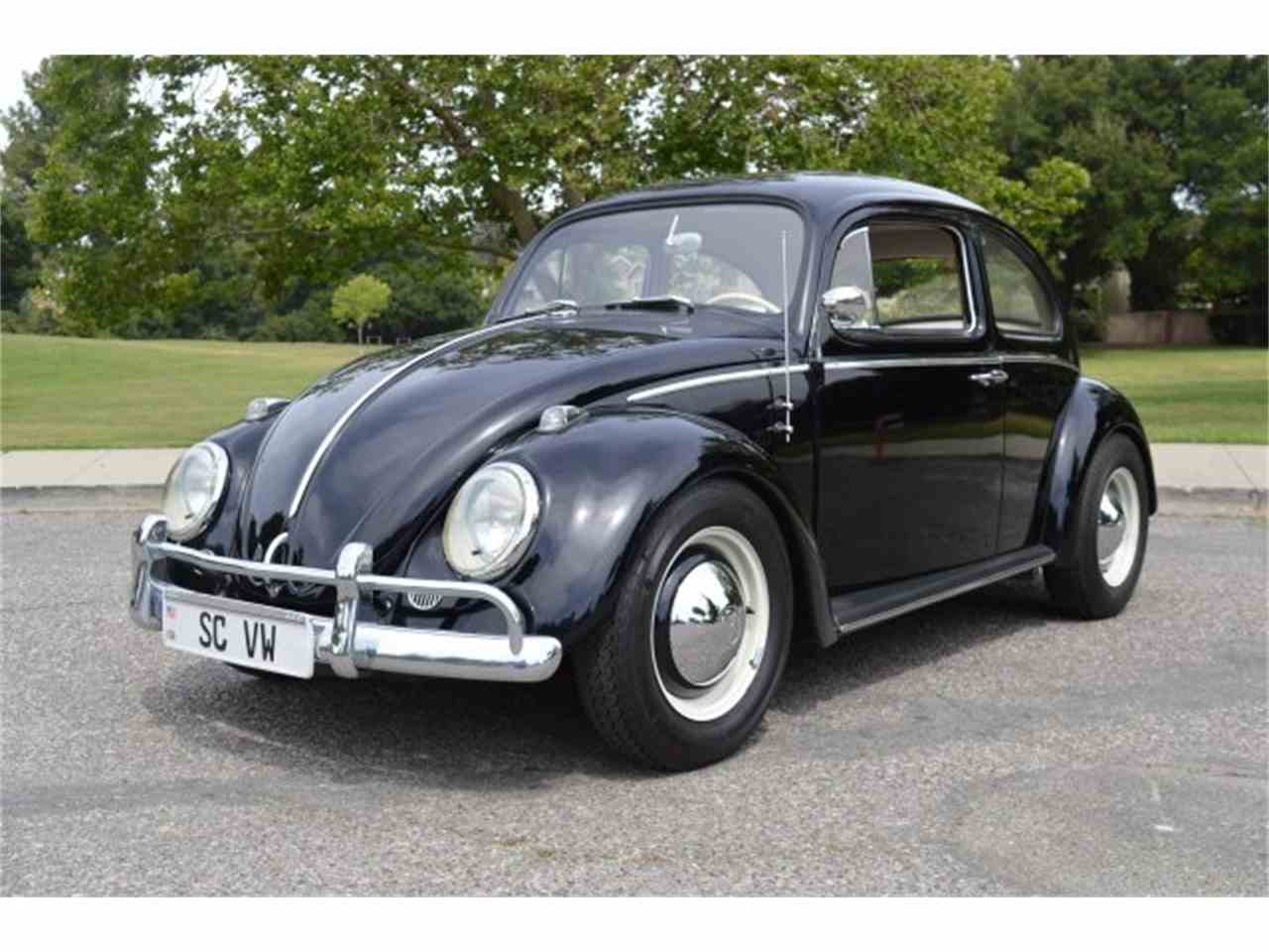 1963 Volkswagen Beetle for Sale | ClicCars.com | CC-956233