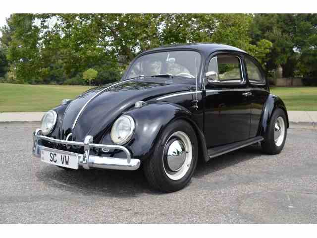 1963 volkswagen beetle for sale cc 727821. Black Bedroom Furniture Sets. Home Design Ideas